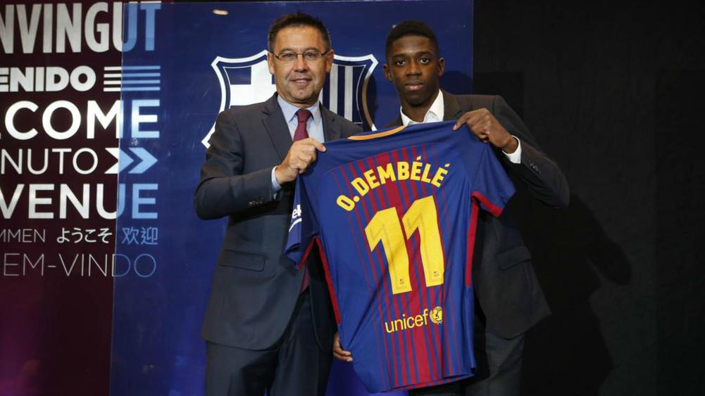 60bfab7fc98 We didn't let Barcelona 'screw' us with Dembele – Rauball