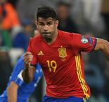 Diego Costa Finally Feels at Home With the Spain Squad