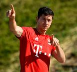 Ballon d'Or Not Important To Bayern Munich's Robert Lewandowski