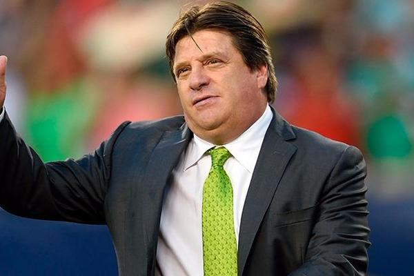 Miguel Herrera confessed that he assaulted a journalist