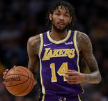 Lakers' Ingram on 'LeBron's gonna trade you' chants: I still made the free throw