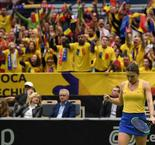 Halep And Romania Knock Czech Republic Out of Fed Cup