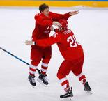 Russia seal hockey gold in overtime classic with Germany