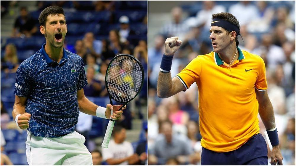 Del Potro perdió la final ante un impecable Djokovic