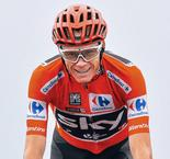 Froome seventh in Ruta del Sol second stage as team-mate Poels leads