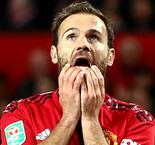 Mata Braced for 'Difficult Month' at Manchester United