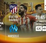 FINALE EUROPA LEAGUE: Marseille vs Atletico Madrid en direct, TV et live streaming: Comment regarder le match