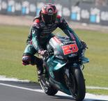 Quartararo Pledges To 'Keep Pushing'