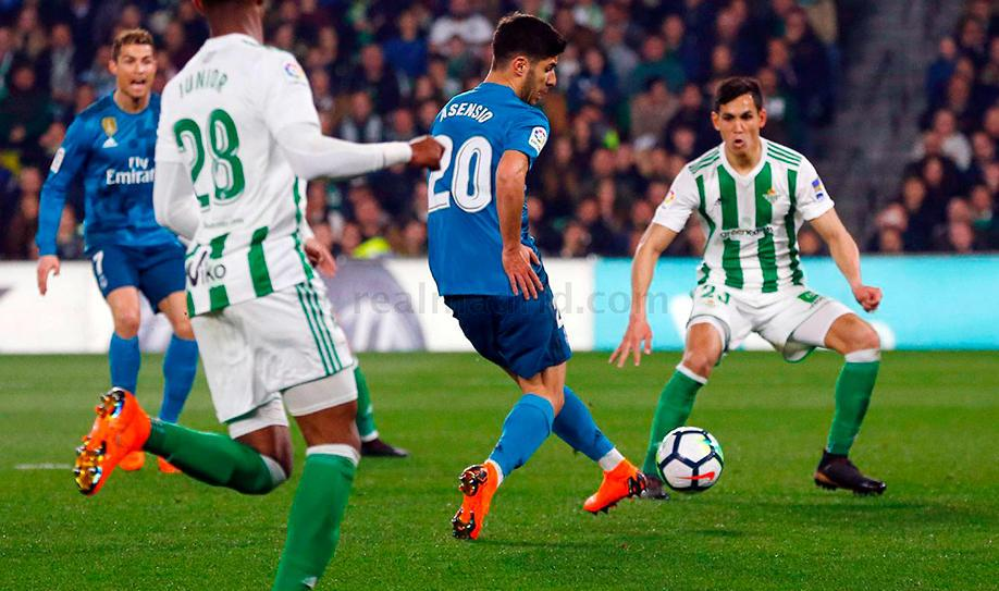 Real Betis 3-5 Real Madrid