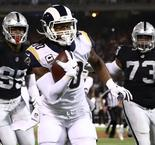 Rams showcase Super Bowl credentials by beating Raiders