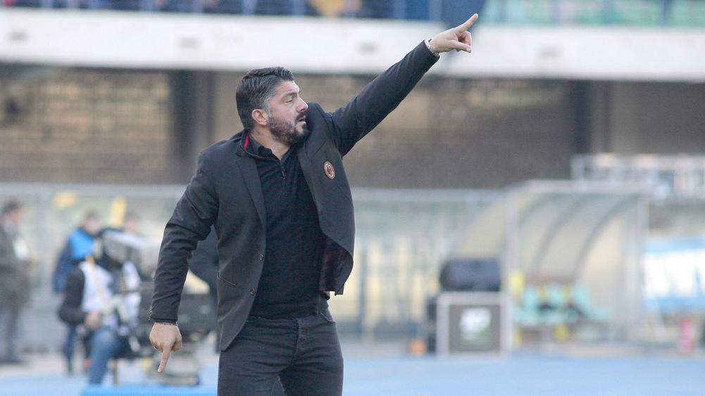 Gattuso didn´t have ´slightest thought´ of AC Milan resignation