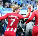 Griezmann Delivers In Atleti Win Over Malaga