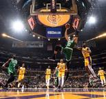 les Lakers, battus par Boston, pensent déjà à l'avenir