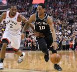 NBA : DeRozan rate son retour à Toronto