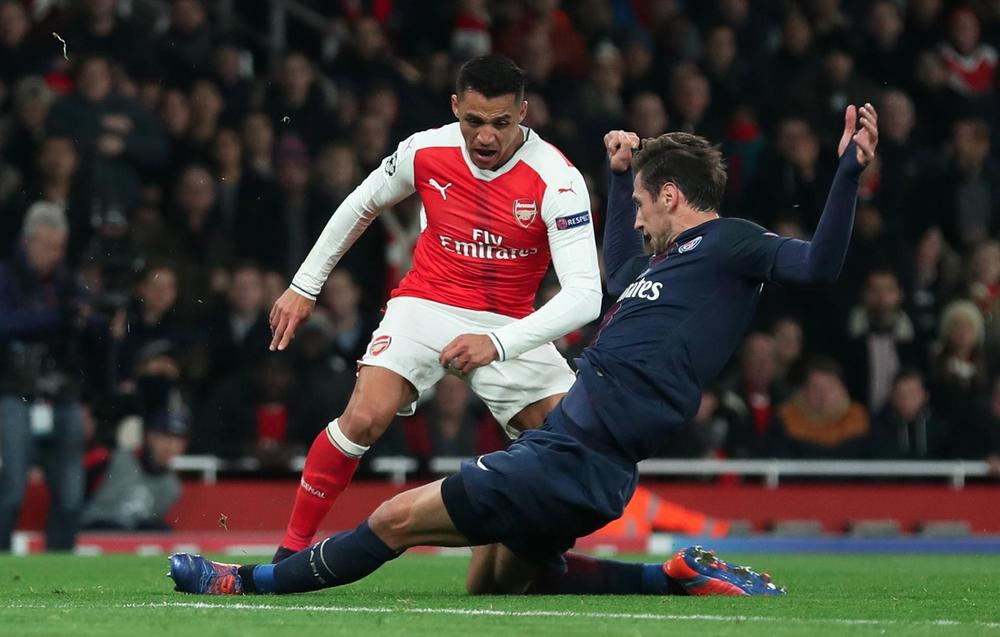 Arsenal battle back to win seven-goal thriller