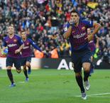 Suarez Hits Hat-Trick As Barcelona Beat Real Madrid 5-1 In El Clasico