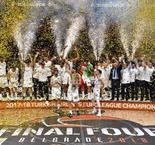 Basket: le Real Madrid champion d'Europe avec un grand Fabien Causeur