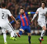 Messi Influenced Referee Against PSG, Claims Silva