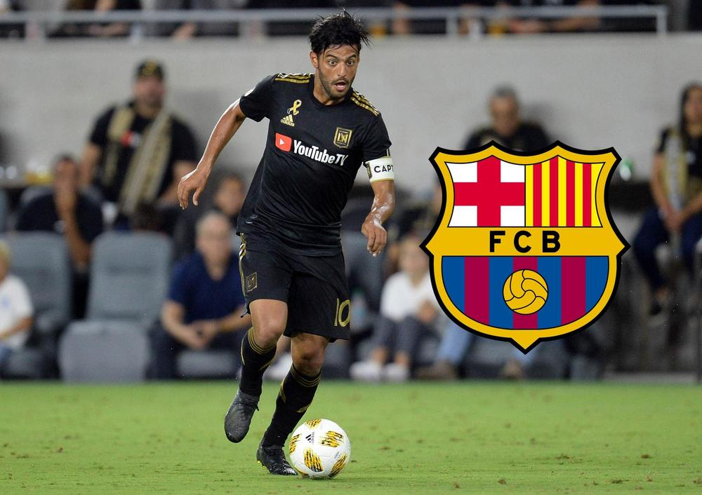 Image result for CArlos Vela Barcelona