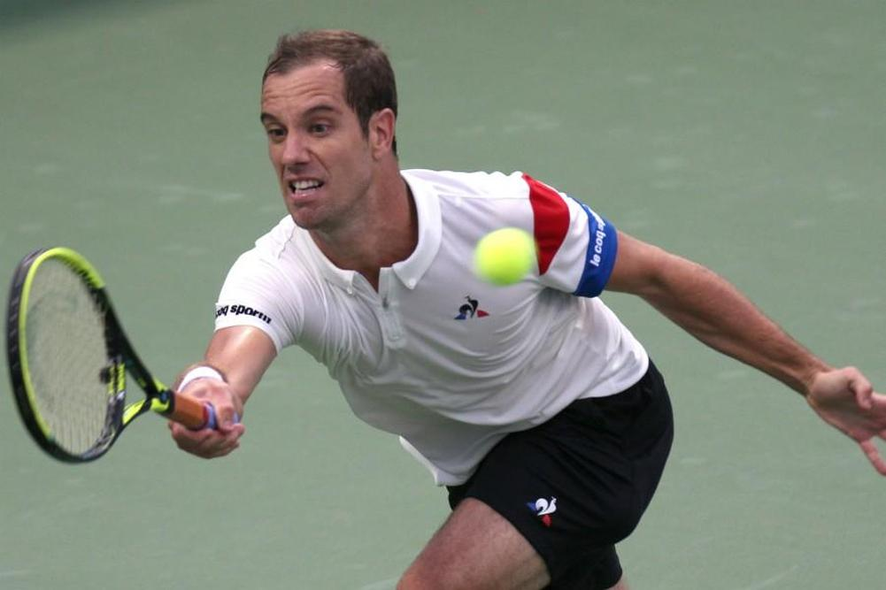 Richard Gasquet s'incline d'entrée — US Open