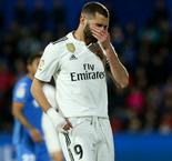 Zidane 'Annoyed' By Real Madrid's Stalemate With Getafe