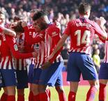 Griezmann states case for defence after Atletico see off Levante