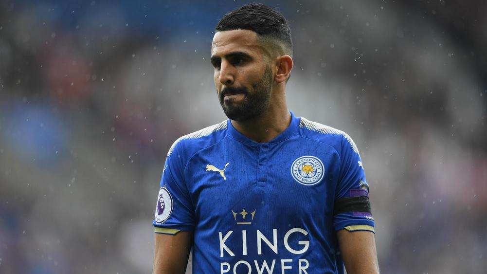 Mahrez allowed to leave training to complete Deadline Day transfer
