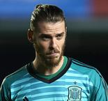 De Gea refuses to rule out Real Madrid move