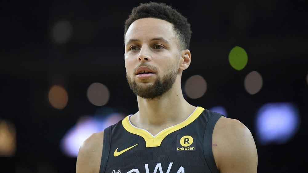 Stephen Curry to play in Under Armour low-tops for first time