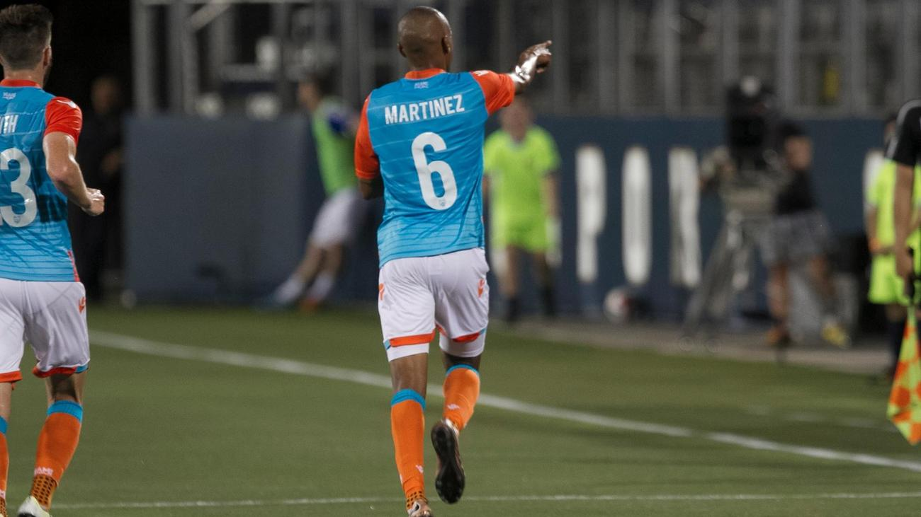 new product ceaa6 a67d8 NASL Top Three: Minnesota United, Miami FC and Fort Lauderdale Make the  Grade