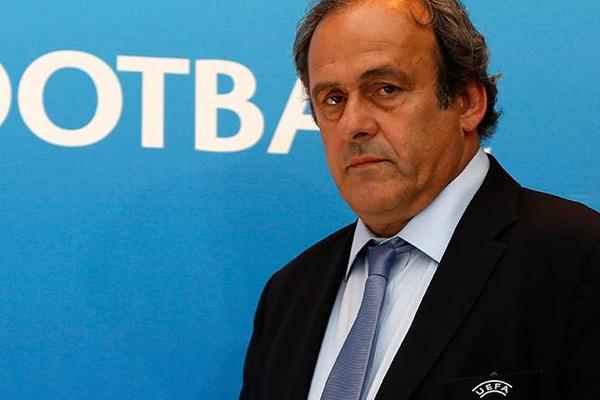Sepp Blatter and Michel Platini relieved of all FIFA duties