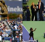 Overshadowed finals and questionable calls – Serena's US Open rows