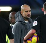We Are Here To Be Champions, Not Invincibles – Man City Boss Guardiola Bullish After First Defeat