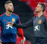 Spain's Real Madrid reliance means nothing to Luis Enrique