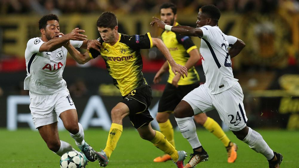 Borussia Dortmund place huge summer price tag on US star Pulisic