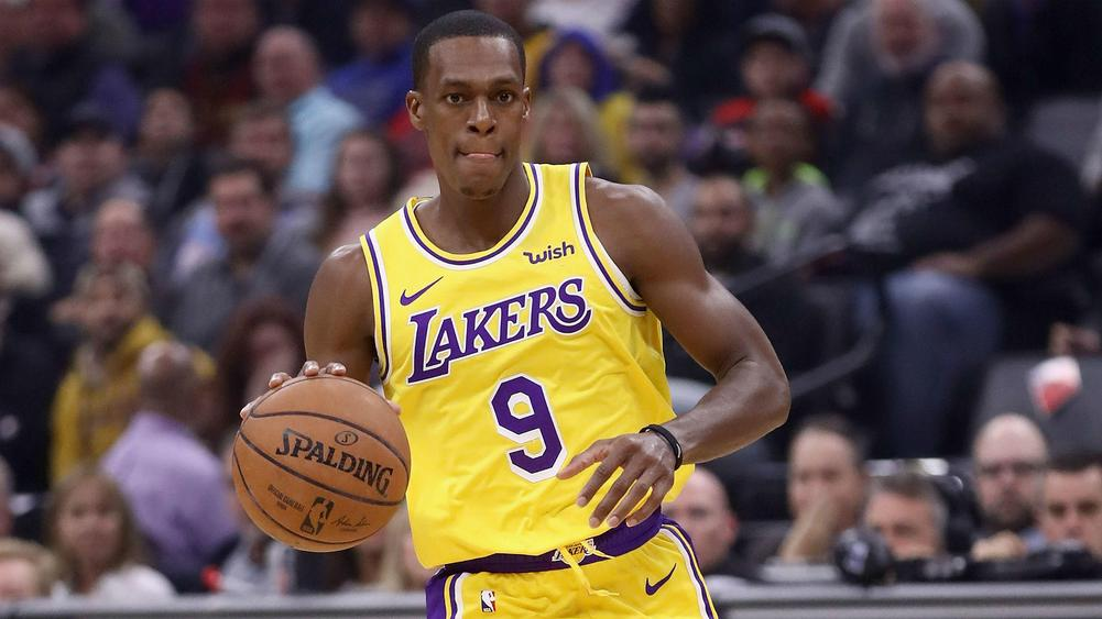Injuries: Lakers guard Rondo out for a month
