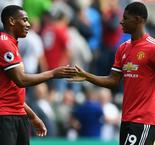 Ryan Giggs Says It's Great To Watch Marcus Rashford Battle Anthony Martial