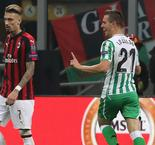AC Milan 1 Real Betis 2: Lo Celso excels to leave Gattuso on uncertain ground