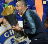 Sarri Discusses Juventus Links Amid Chelsea Uncertainty