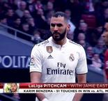PitchCam: Benzema's Role In Big Madrid Derby Win