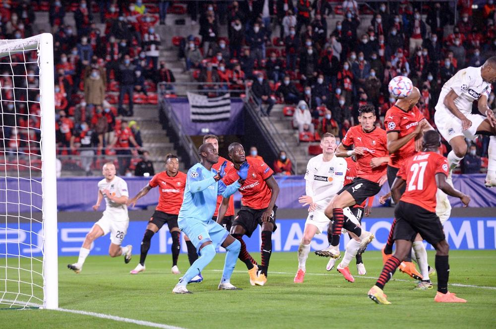 Rennes Draw With Krasnodar In Champions League Debut