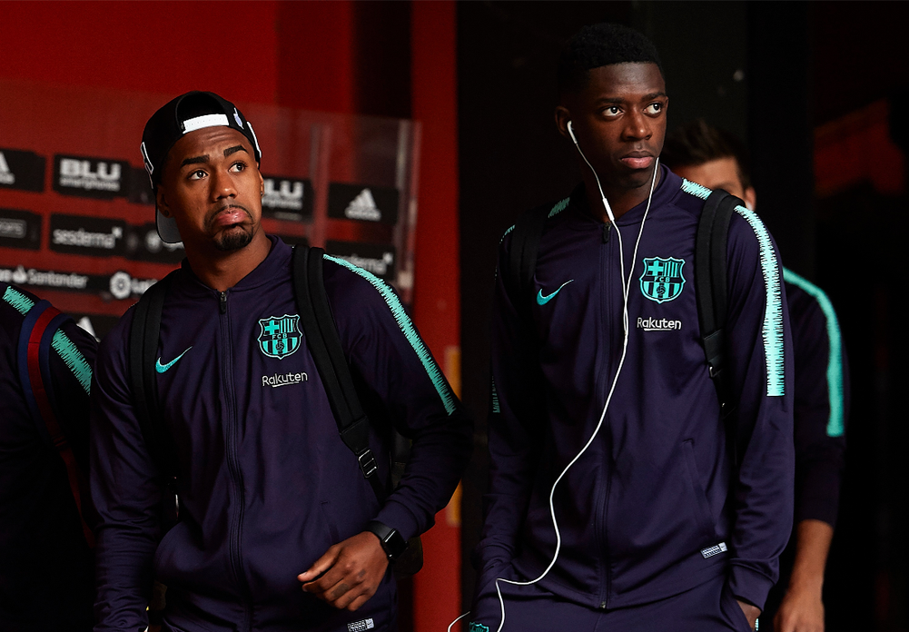 Image result for dembele and malcom