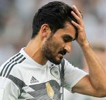 Gundogan Speaks Out After Being Booed by German Fans