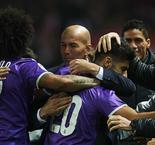 Madrid break Barca record with 40th game without defeat