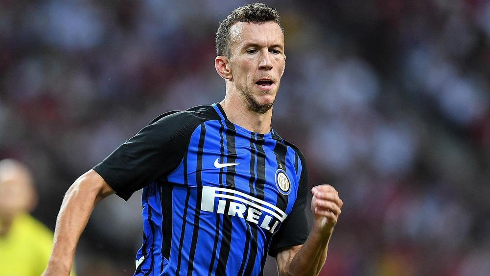 Jose Mourinho Talks Amid Ivan Perisic Rumours