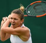 Halep rallies to book last-eight spot as Mladenovic and Bouchard exit Citi Open