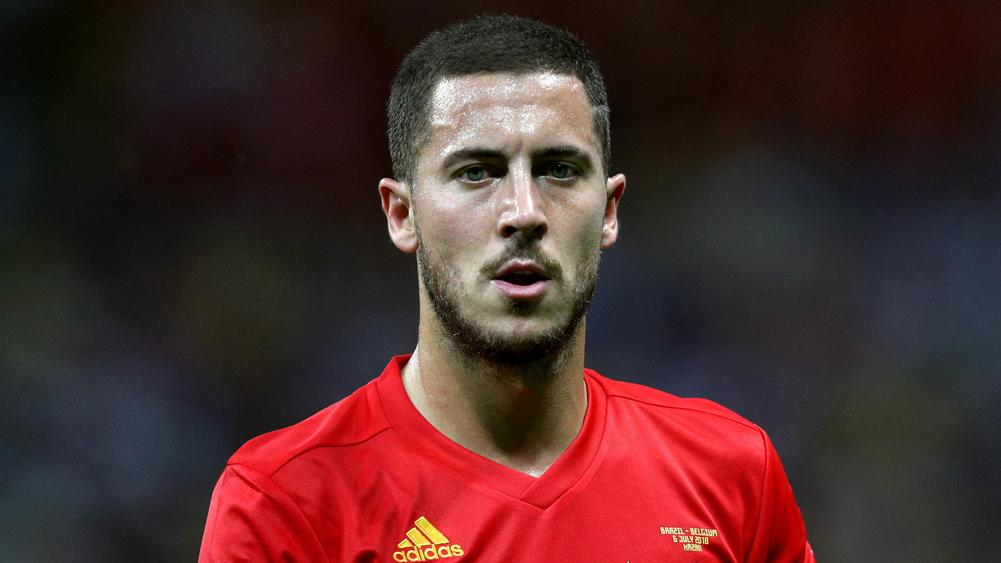 Real Madrid shirt is special - Eden Hazard