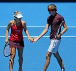Zverev, Kerber dominant as Germany eyes final