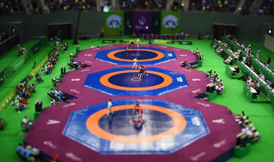 Baku 2015 - 1st European Games