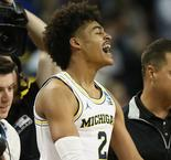 Warriors take Michigan's Poole with 28th pick